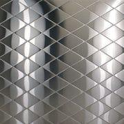 ورق استنلس استیل طرح دار موجود در فولاد مارکت
