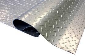 ورق استیل طرح دار-فولاد مارکت