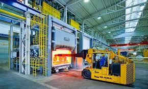 کارخانه و ماشین آلات تولید فولاد بوهلر