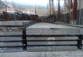 ورق سیاه st52 موجود در انبار فولاد مارکت
