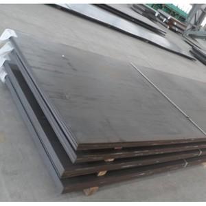 ورق ورق سیاه ST33 موجود در انبار فولاد مارکت