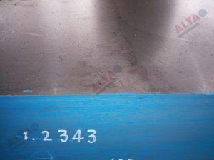 1.2343 فولاد ابزار گرم کار- فولاد مارکت