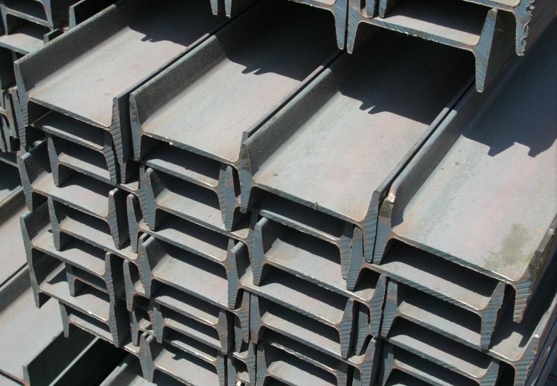 موجود در فولاد مارکت INP تیرآهن ساده