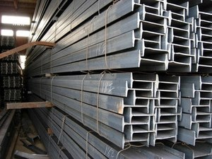 موجود در انبار فولاد مارکت H تیرآهن بال پهن