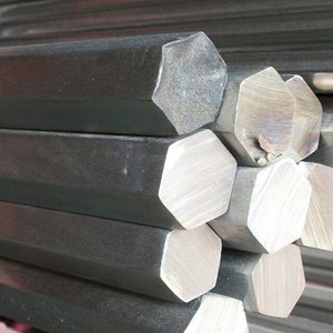 میلگرد شش پر استیل موجود در فولاد مارکت