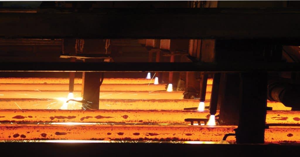 شمش های فولاد ذوب آهن اصفهان موجود در فولاد مارکت