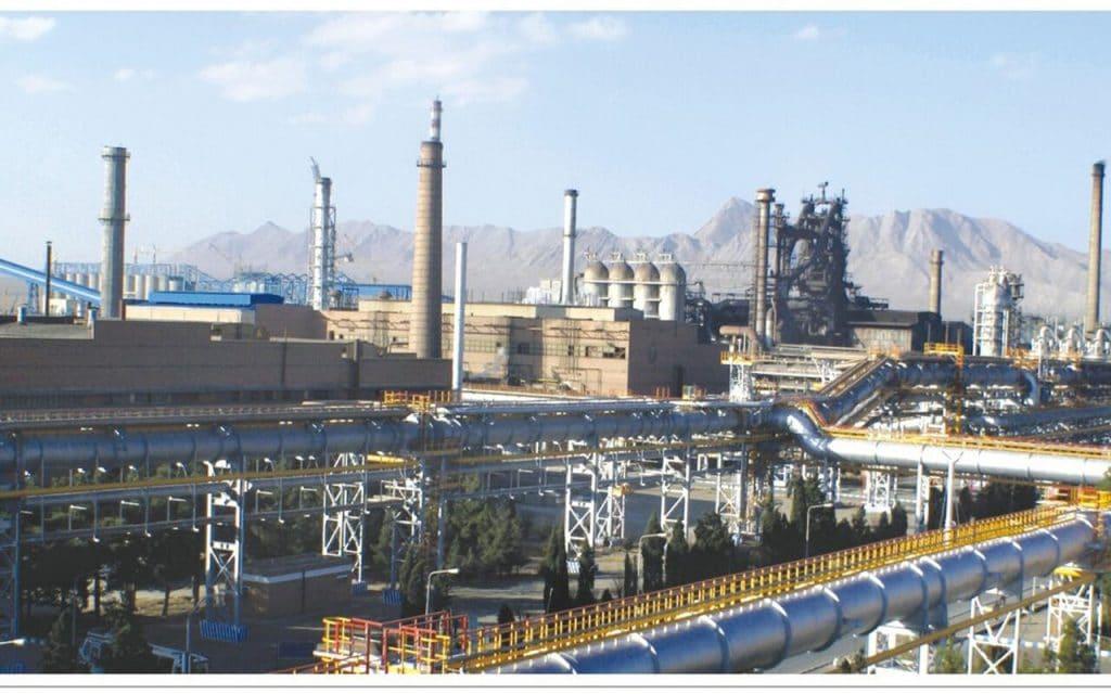 مجتمع فولاد ذوب آهن اصفهان